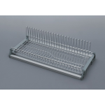 Single plate rack