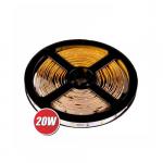 LED stripe PR 8/100/4W/m/(A++), 600lm/m, ( L-5m )