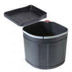 Door mounted waste bin SORTER MINI 17L