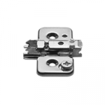 CLIP cruciform cam mounting plate H - 0