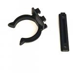 Plinth clip for screw fixing, CAMAR  d28mm
