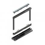 Full extension runer  FULTERER 100 kg midi/maxi, S/C