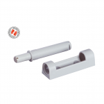 Push Latch screw-on magnetic, short
