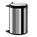 Door mounted waste bin 20 L HAILO
