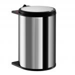 Door mounted waste bin 20 L HAILO