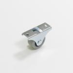 Furniture castor d32/58x20/H39 25kg Gr/grey