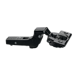 CLIP top Blumotion  hinge 110^  inset