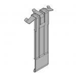 LEGRABOX design element transportation lock