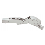 CRISTALLO glass hinge, unsprung , with 125^ opening angle
