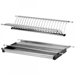 Inox MIX plate racks