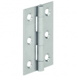 Rolled hinges 25x20x0,8 C - 3,6mm