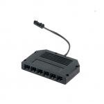Distributor MINI AMP 6 sockets, L- 0,15m + AMP