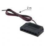 Distributor MINI AMP 6 sockets L- 2m