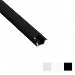 Inside LED profile Nr1 with matte reflector, L- 3m