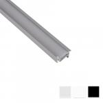 Inside LED profile Nr4 with matte reflector, L- 2m