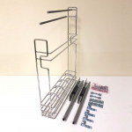 Cargo and towel holder,S/E blumotion