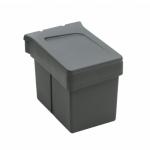 Door mounted waste bin UNION 15L