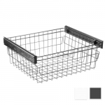 Pull-out basket  SMART H- 233 mm, NL- 450mm