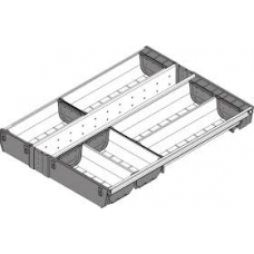 ORGA-LINE for cutlery, NL500mm cabinet width 450mm SS